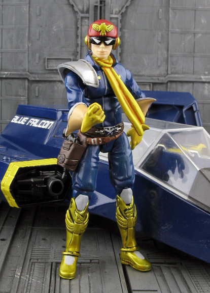 Captain Falcon Halloween Costume