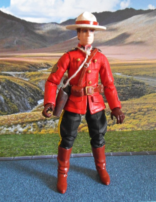 Joecustoms Com Gt Figures Gt Others Gt Royal Canadian Mounted