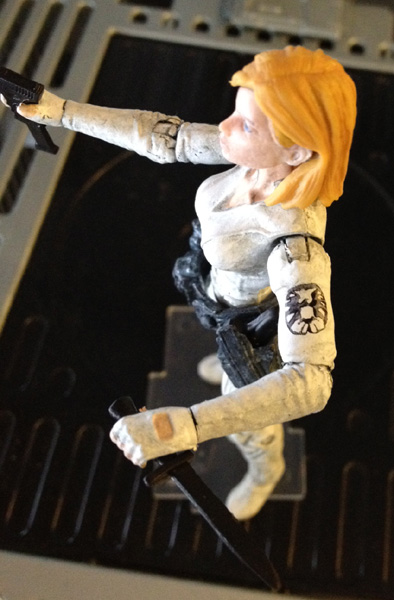 Reading Utility Body >> JoeCustoms.com > Figures > Others > Sharon Carter , The ...