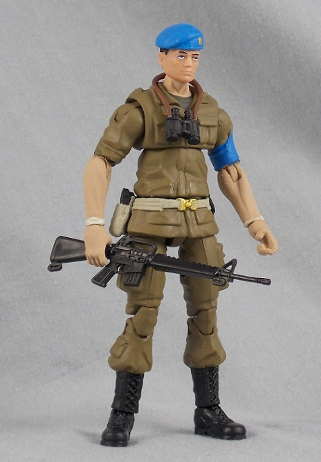 JoeCustoms Figures Tags Actionman 1970s Action Man UN Peacekeeper