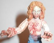 """Planet of The Dead"" Female Zombie"