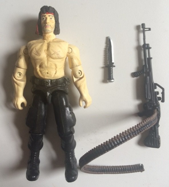 JoeCustoms.com > Figures > Others > Rambo