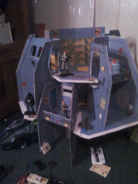 Joecustoms Com Gt Playsets Gt Tag S Headquarters Gt Command