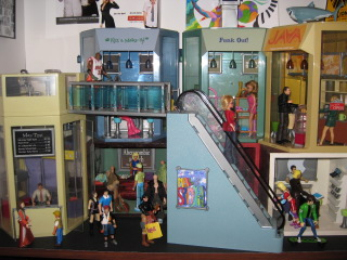 Joecustoms Com Gt Playsets Gt Others Gt Mall Of Springfield