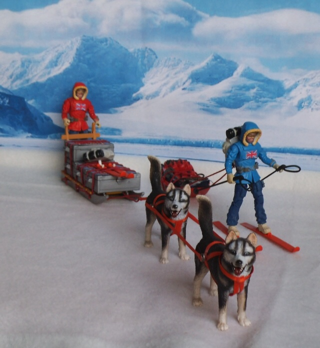 joecustomscom playsets action force action man trans polar expedition