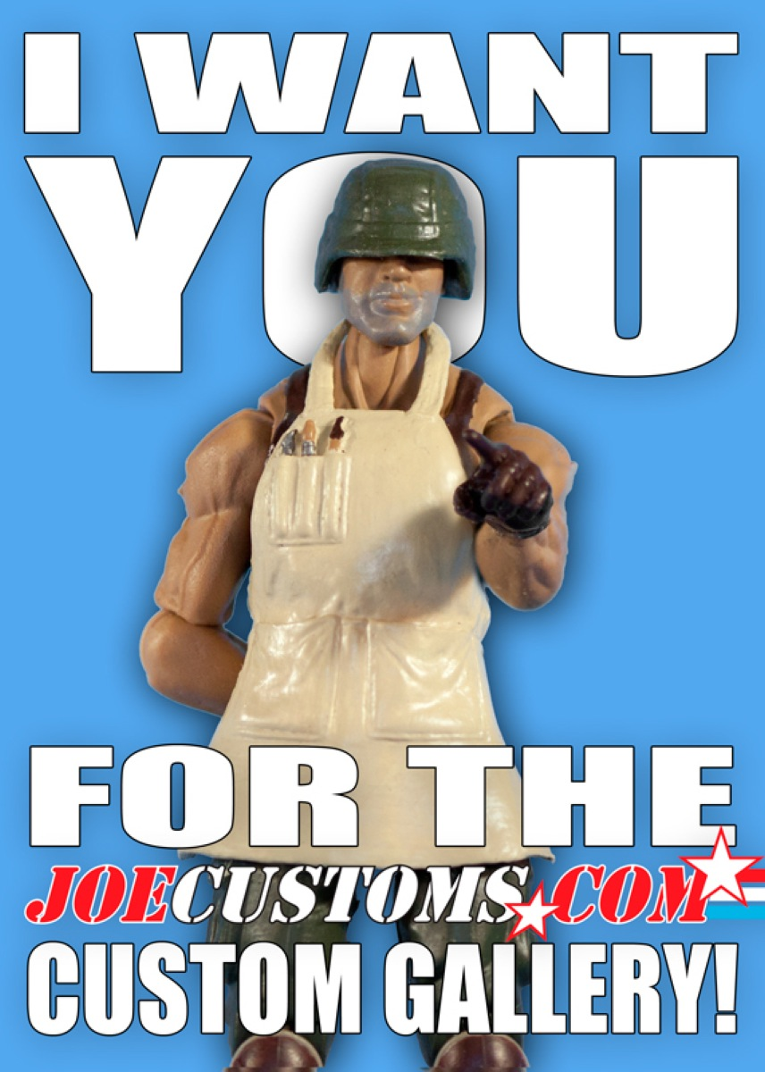 Captain Joe Customs