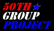 50th Group Project Logo