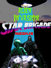 Alien Invasion, Star Brigade Redux Logo