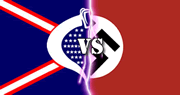 Cobra vs. Nazis Logo