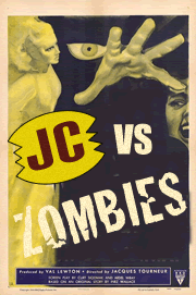 JoeCustoms vs. Zombies Logo