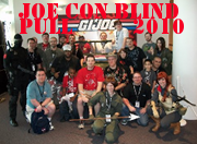 Joe Con Blind Pull 2010 Logo
