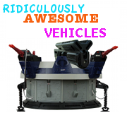 Ridiculously Awesome Vehicles Logo