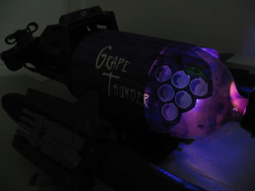 Grape Thunder Machine