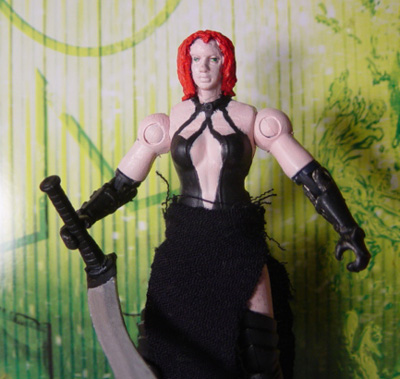 Joecustoms Com Group Projects Video Game Characters Bloodrayne