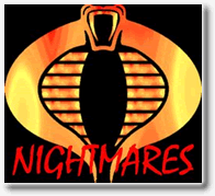 Nightmares Logo